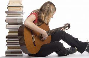 gitaarmeisje